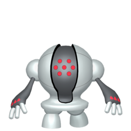 Registeel  sprite from Home