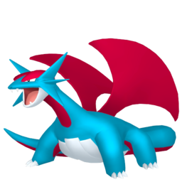 Salamence  sprite from Home