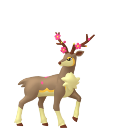 Sawsbuck  sprite from Home