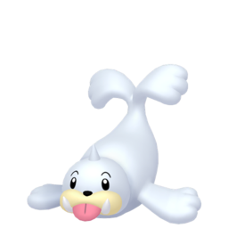 Seel  sprite from Home