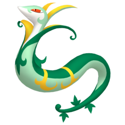 Serperior  sprite from Home