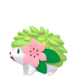 Shaymin  sprite from Home