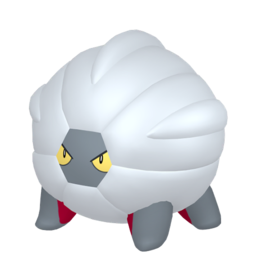 Shelgon  sprite from Home