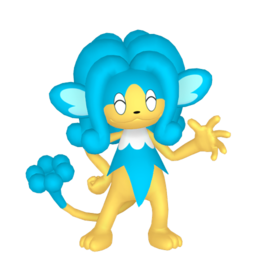 Simipour  sprite from Home