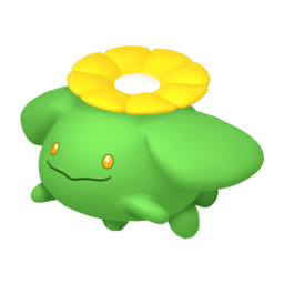 Skiploom  sprite from Home