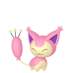 Skitty  sprite from Home