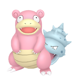 Slowbro  sprite from Home