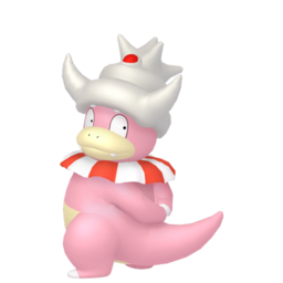 Slowking  sprite from Home