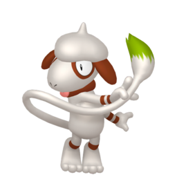 Smeargle  sprite from Home