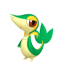 Snivy  sprite from Home