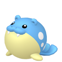 Spheal  sprite from Home