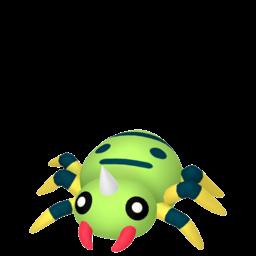 Spinarak  sprite from Home