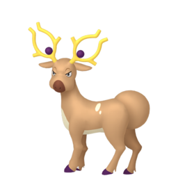 Stantler  sprite from Home