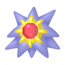 Starmie  sprite from Home