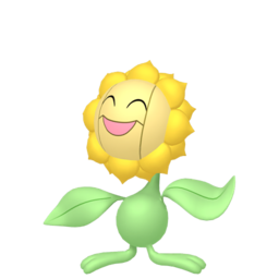 Sunflora  sprite from Home