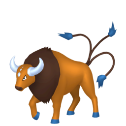 Tauros  sprite from Home
