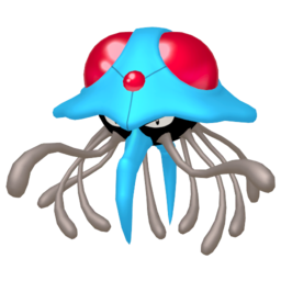 Tentacruel  sprite from Home
