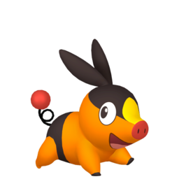 Tepig  sprite from Home
