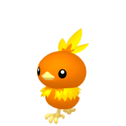 Torchic  sprite from Home