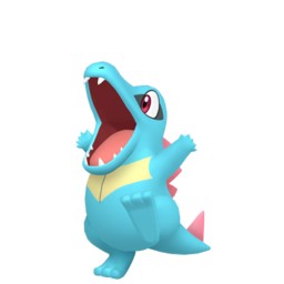 Totodile  sprite from Home