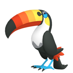 Toucannon  sprite from Home