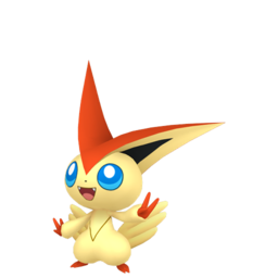 Victini  sprite from Home