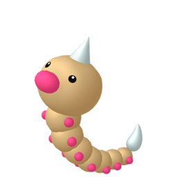 Weedle  sprite from Home
