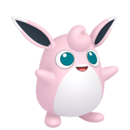 Wigglytuff  sprite from Home