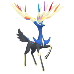 Xerneas  sprite from Home