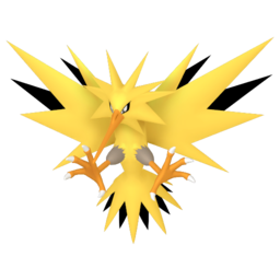 Zapdos  sprite from Home