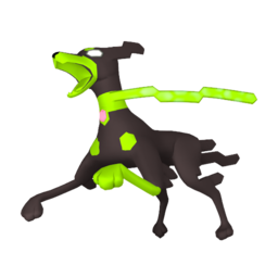 Zygarde  sprite from Home