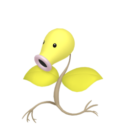 Bellsprout Shiny sprite from Home