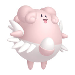 Blissey Shiny sprite from Home