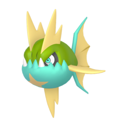 Carvanha Shiny sprite from Home
