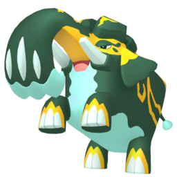 Copperajah sprites gallery | Pokémon Database