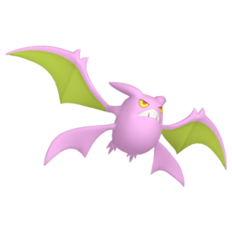 Crobat Shiny sprite from Home