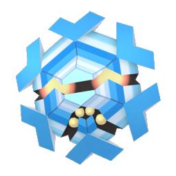 Cryogonal Shiny sprite from Home