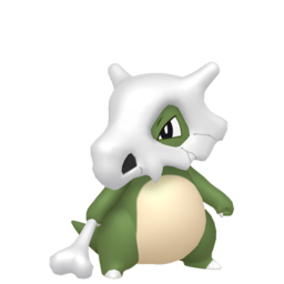 Cubone Shiny sprite from Home