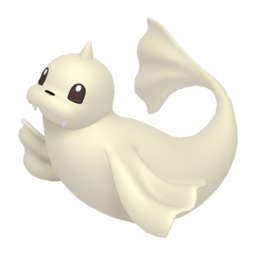 Dewgong Shiny sprite from Home