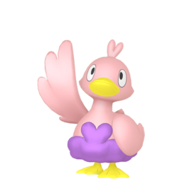 Ducklett Shiny sprite from Home