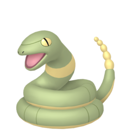 Ekans Shiny sprite from Home