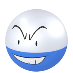 Electrode Shiny sprite from Home