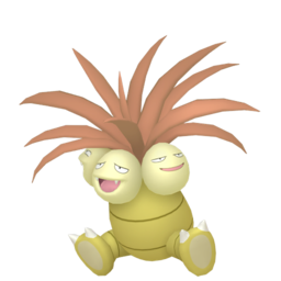 Exeggutor Shiny sprite from Home