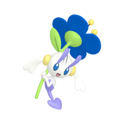 Floette Shiny sprite from Home