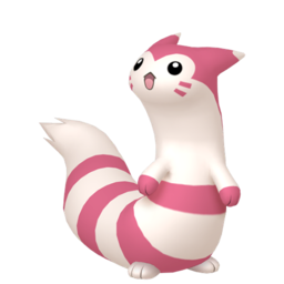 Furret Shiny sprite from Home