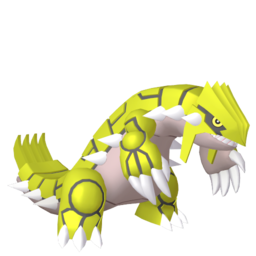 Groudon Shiny sprite from Home