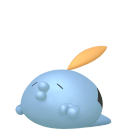 Gulpin Shiny sprite from Home