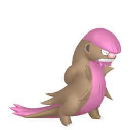 Gumshoos Shiny sprite from Home