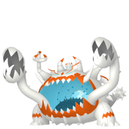 Guzzlord Shiny sprite from Home