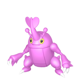 Heracross Shiny sprite from Home